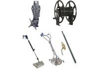 High pressure accessories