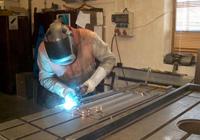 Sheet welding