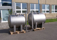Stainless machines and equipment