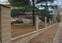 Fence panel systems