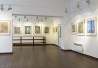 Fine art gallery prague