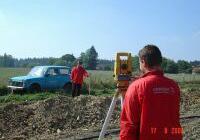 Geodetic work