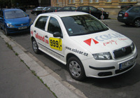 Car rental prague