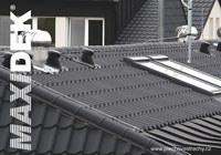 Maxidek roofing