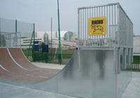 Modules for skate parks