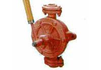 Hand sliding-vane pumps