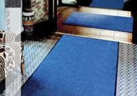 Entrance cleaning mats