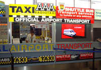 Prague airport transfer