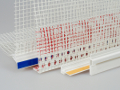 Plastic construction profiles