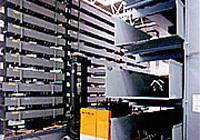 Console racks