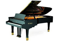 Petrof pianos