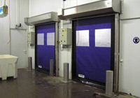 High-speed foil gates