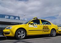 Taxi transport prague