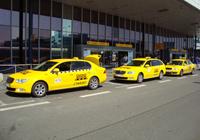 Taxi prague airport